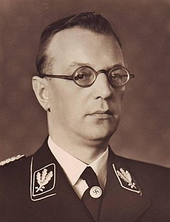 Arthur Seyss-Inquart austrian chancellor and politician, convicted of crimes against humanity in Nuremberg Trials and sentenced to death by hanging