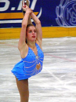 Ashley Wagner Spiral 2006 JGP The Hague