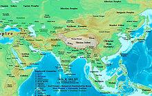 Image result for arakan kingdom map