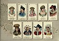 Assortment of actors 02 - Costumes of All Nations. W. Duke, Sons & Co.jpg