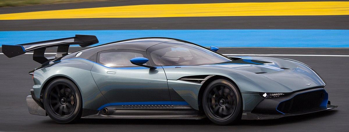 Aston Martin Vulcan Wikipedia