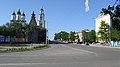 Astrakhan, Kremlin square.jpg