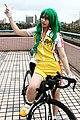 Asuka Seki as Yuusuke Makishima, Yowamushi Pedal 20160214e.jpg