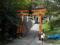 Atago-jinja (Kyōto), 2-no-torii.jpg