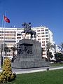 Atatürk Monument in İzmir.JPG