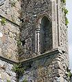 Athassel Priory St. Edmund West Façade Niche 2012 09 05.jpg
