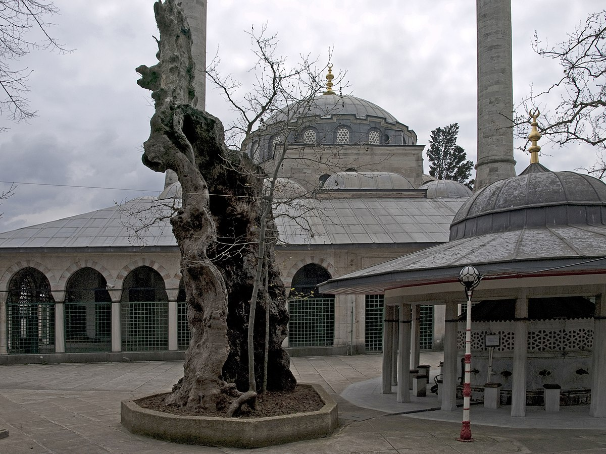 Atik Valide Mosque - Wikidata