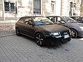 Audi A3 mattschwarz, vorne links, ca. 2010.jpg