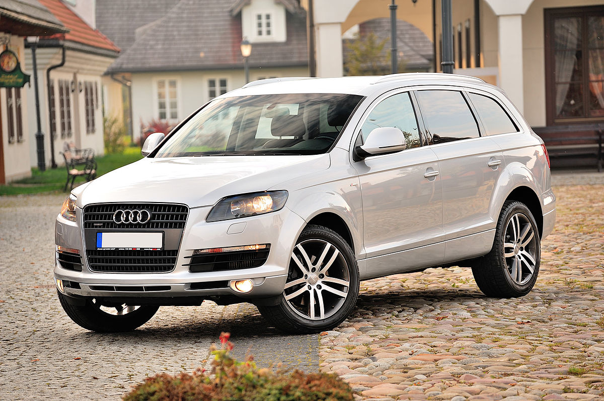 audi q7 4l wikipedia. Black Bedroom Furniture Sets. Home Design Ideas