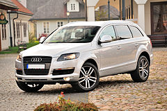 Audi Q7 I przed face liftingiem