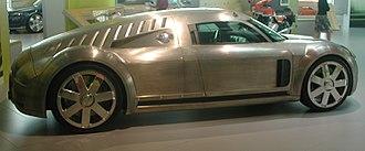 Audi Rosemeyer - Image: Audi Rosemeyer 3