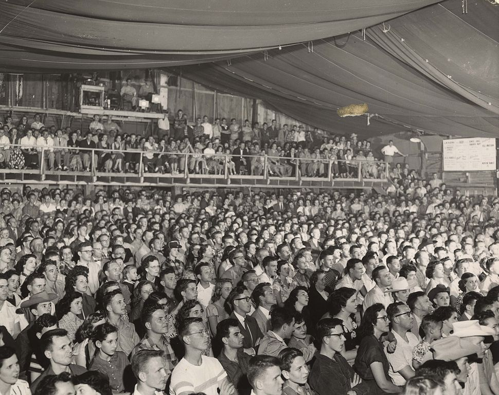 Audience Frontier Fiesta