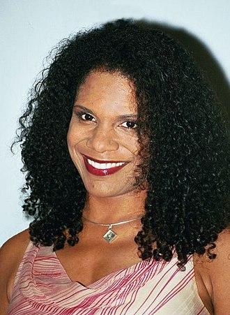 Audra McDonald - McDonald in 1998