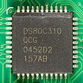 Auerswald COMander Basic - Mainboard - Dallas DS80C310-QCG-3015.jpg