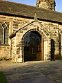Aughton Parish Church, St Michael, Porch - geograph.org.uk - 1575231.jpg
