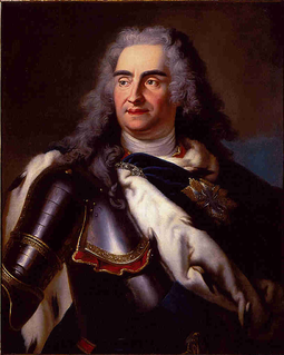 Augustus II the Strong King of Poland, Grand Duke of Lithuania and Elector of Saxony