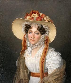 Auguste de Creuse - Princess Adélaïde of Orléans, 1838