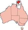 Australia Groote Eylandt.png