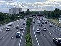 Autoroute A4 vue depuis Pont Route D11 Champigny Marne 4.jpg