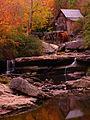 Autumn-sunset-grist-mill-wv - West Virginia - ForestWander.jpg