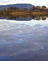 Autumnal reflections (4034823929).jpg