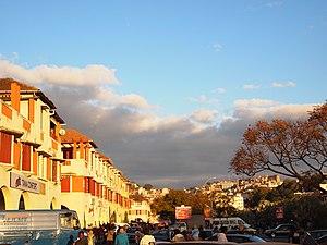 Avenue de l'Independence Antananarivo Madagascar