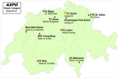 Schweiz Super League