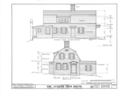 Azabah Field House, Main Street, Cheshire, New Haven County, CT HABS CONN,5-CHESH,2- (sheet 4 of 9).png