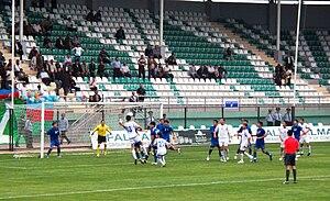Uzbekistan national under-20 football team - U-20 against Azerbaijan, 20 May 2009