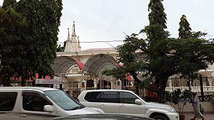 Hinduism in Tanzania - BAPS Swaminarayan Temple, Dar es salaam