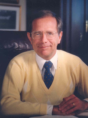 William Agee - Agee in 1990