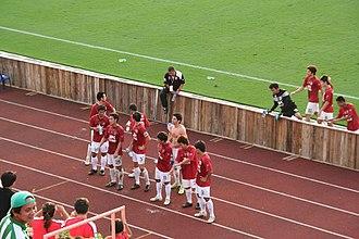 BEC Tero Sasana F.C. - BEC Tero Sasana in 2009