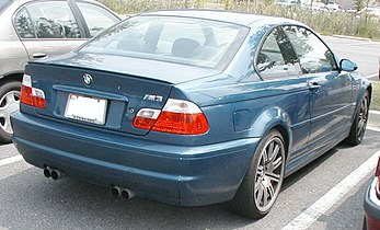 Bimmers Garage » BMW M3 (E90)