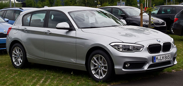 Image of 1-series (F20 MUE) - BMW