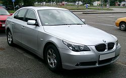 BMW E60 front 20080723.jpg