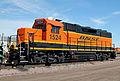 BNSF 1524 Lincoln, NE 10-19-14.jpg