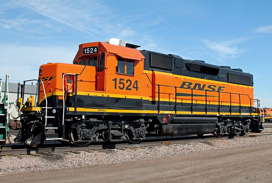 BNSF Railway - The Reader Wiki, Reader View of Wikipedia