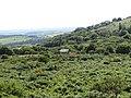 Bagtor Mine Cottages from Bag Tor.jpg