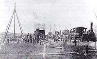 Bahnhof Dießen Bauarbeiten 1901.jpg