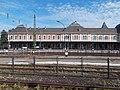 Bahnhof Tiszai, Westflügel, 2020 Miskolc.jpg