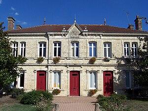 Balizac - Town hall