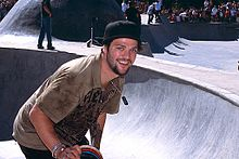 Image illustrative de l'article Bam Margera