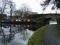 Barge and Bridge - geograph.org.uk - 1157867.jpg