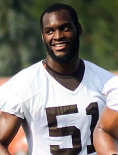 Barkevious Mingo American football outside linebacker