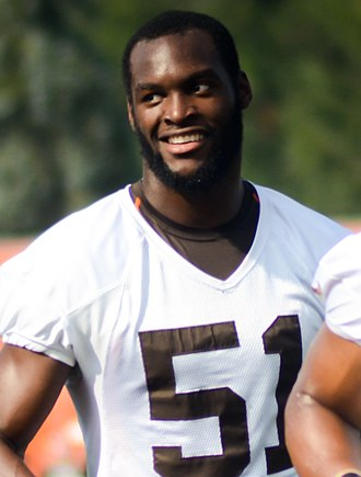 Barkevious Mingo - Mingo with the Cleveland Browns in 2014