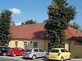 Barokk középület. Műemlék ID -4481. - Tata, Fürdő utca 21.JPG