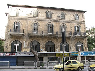 Baron Hotel - Image: Baron from the street