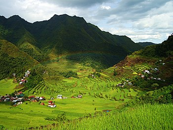 3: Batad Rice Terraces, the PhilippinesAuthor: Captaincid