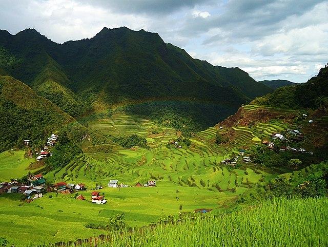 8th place (tie): Batad Rice Terraces, by Captaincid
