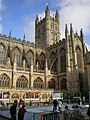 Bath Abbey, south side - geograph.org.uk - 1564677.jpg